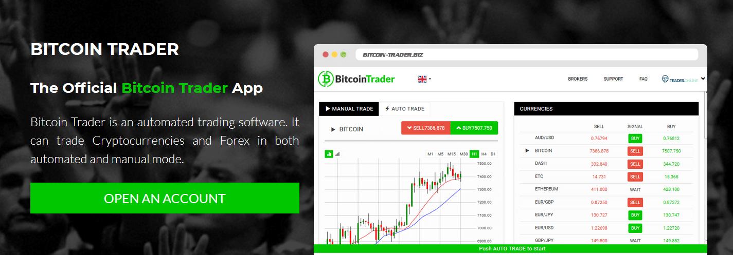 Bitcoin Trader Reviews
